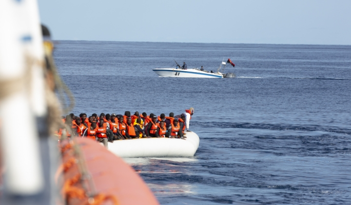 Rescue boat targeted by Libyan militias outside Lampedusa, claims Malta ignored evacuation request - MaltaToday