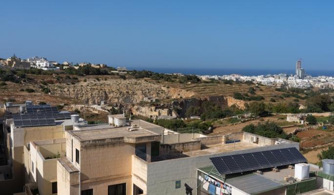 Waste storage plant proposed in Wied Għomor valley