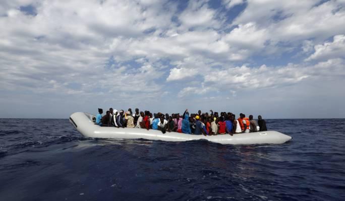 Libyan armed group preventing migrants from crossing Mediterranean – media report