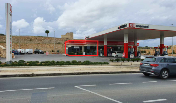 Ahead of policy ban, fuel station requests permit for restaurant
