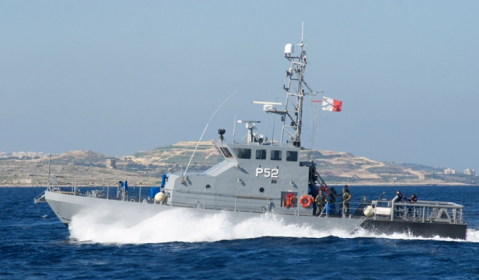 Malta rescues 123 migrants, to be transferred to second Captain Morgan vessel