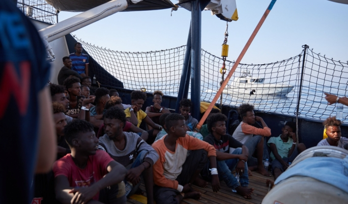 EU pushbacks of 40,000 migrants linked to 2,000 deaths