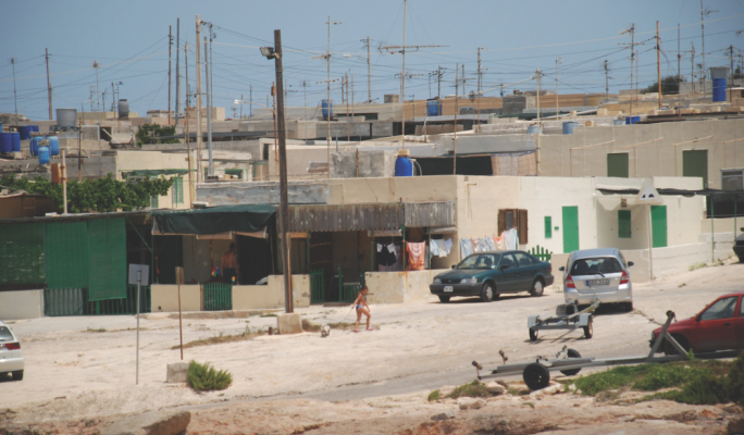 Armier squatters likely to get substation after 2012 for National motor club compensation plan