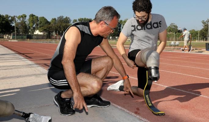 Malta's blade runner gears up for crucial Paris games