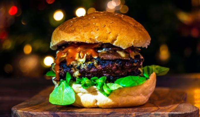 New food truck in San Gwann launches festive themed burger