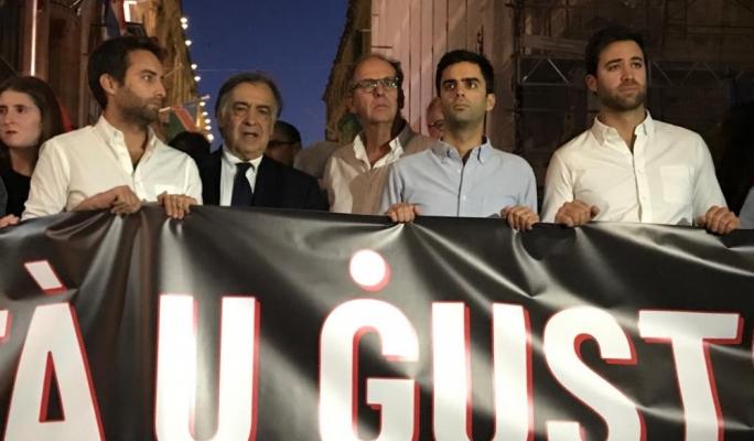 Palermo's anti-mafia mayor: 'To Daphne's killers… you made a very big mistake'