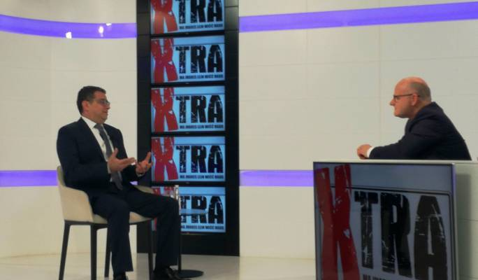 Adrian Delia's relationship with Simon Busuttil is 'good but not intensive'