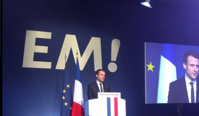Emmanuel Macron reveals manifesto, takes aim at lawmakers ...