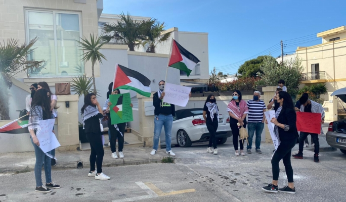 Malta must denounce Israel's actions – NGOs