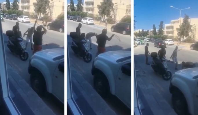[WATCH] Man savagely beaten in Buġibba refused medical assistance