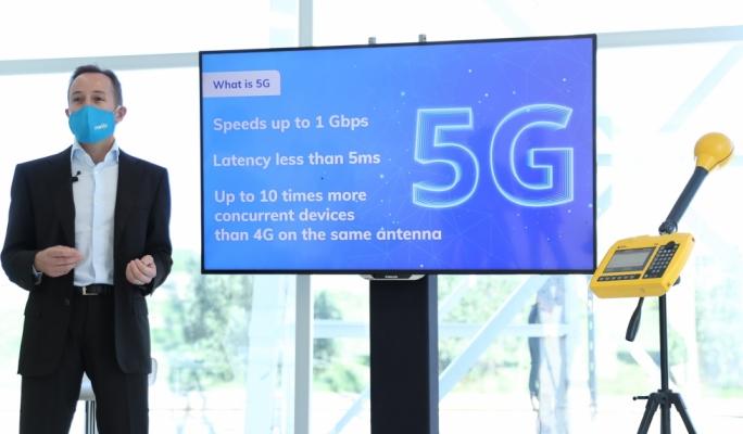Melita starts 5G mobile network trial