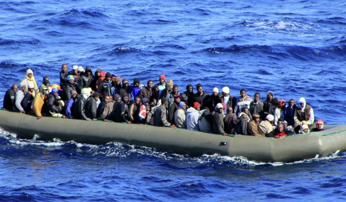 NGO says Libyan authorities ignoring migrant boat in distress