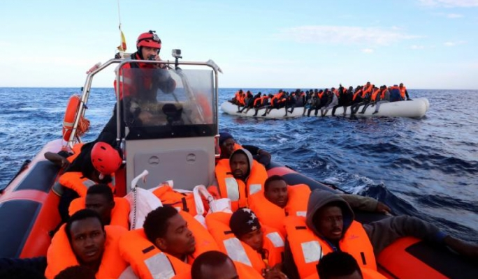 Malta and Italy accused of criminalising humanitarian rescue at sea