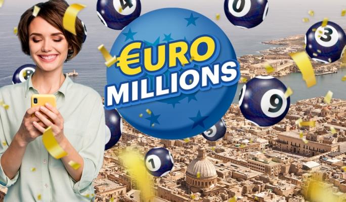 Euromillions Superdraw 2021