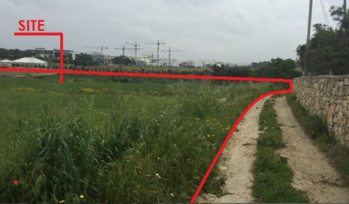 Central Link: ODZ retail and office centre proposed in Attard