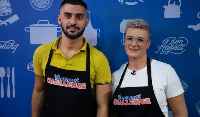 [WATCH] Gourmet Challenge episode 6: Llewwlyn Xerri vs Jessica Tanti - MaltaToday