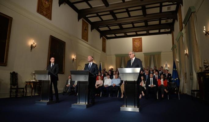 Joseph Muscat hails 'phenomenal' doubling in size of Malta's economy