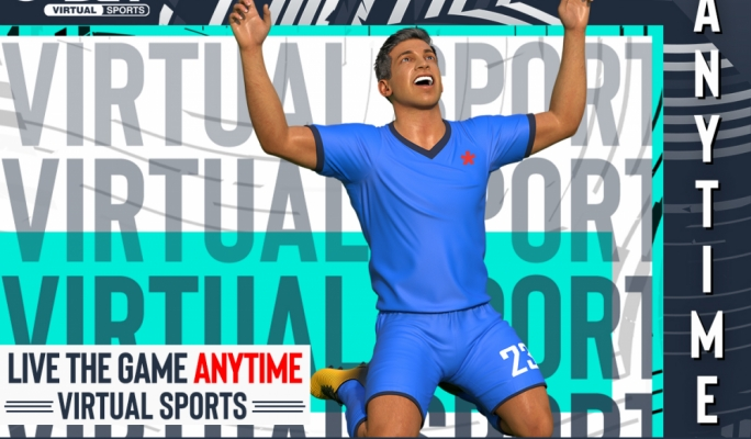 Live the game, anytime, with U*BET's Virtual Sports