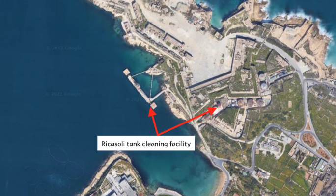 Oil tank cleaning facility relocation to Marsa causing concern amongst residents