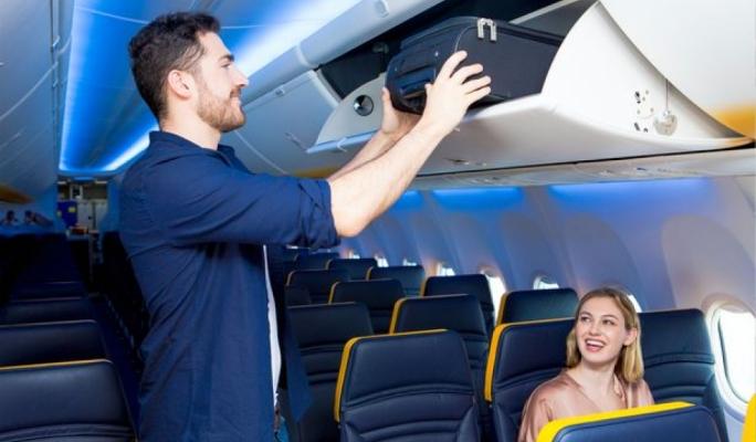 Ryanair Says New 10kg Bag Tariff Has Improved Airport