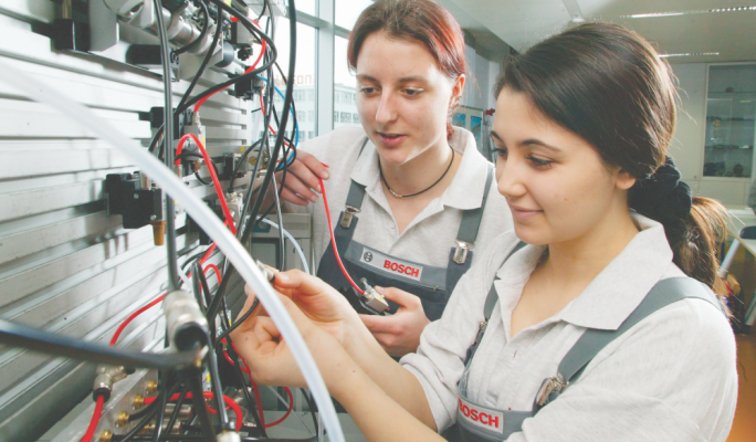 How vocational education is transforming our country