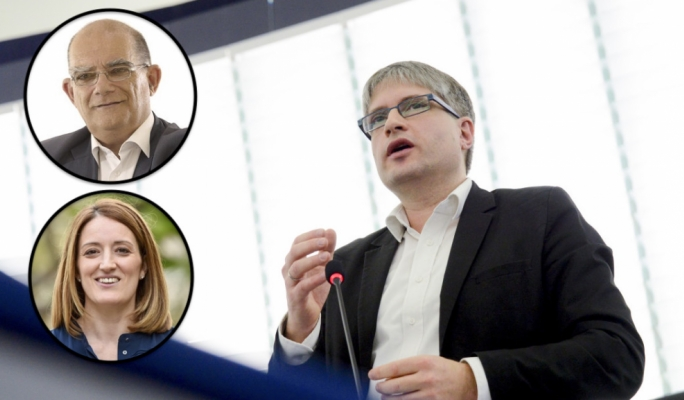 AD Leader Shoots Down German MEP Colleague U2019s Threat Of