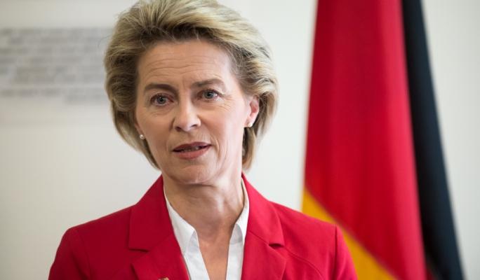 Ursula von der Leyen elected European Commission president