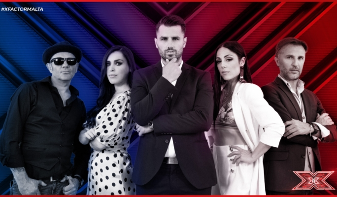 X Factor Malta judges reconfirmed for second season
